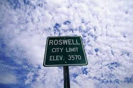 roswell city limits